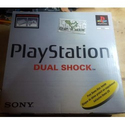 "Console Sony Playstation SCPH-7502 - Version ""DualShock"" - En boite, complet"