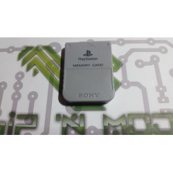 Carte mémoire Playstation (PS1) SCPH-1020 - Officielle - occasion