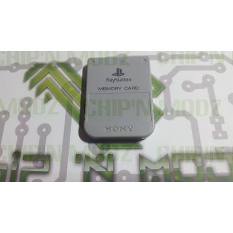 Carte mémoire Playstation (PS1) SCPH-1020 - Officielle - occasion