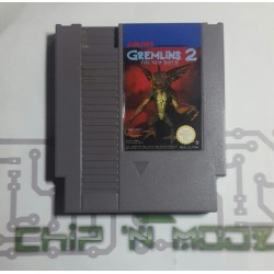 Gremlins 2: The New Batch - NES (PAL) - En loose - Bon état