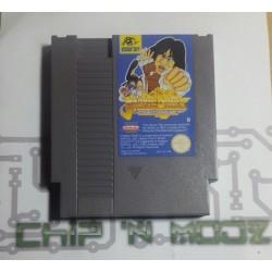 Jackie Chan Action Kung Fu- NES (PAL) - En loose - Bon état