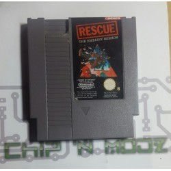 Rescue: The Ambassy Mission - NES - En loose - État moyen