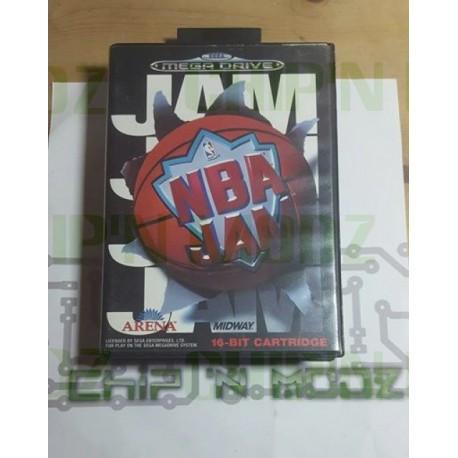 NBA Jam - Megadrive - Complet - Très bon état