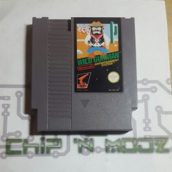 Wild Gunman - NES (PAL) - En loose - Version FRA Bon état