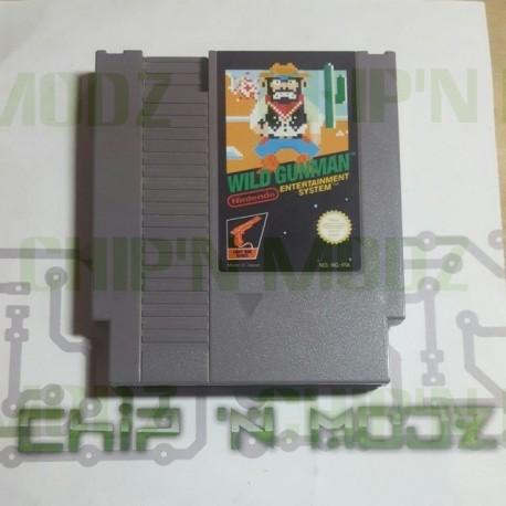 Wild Gunman - NES (PAL) - En loose - Bon état