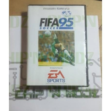 FIFA 95 - Megadrive - Complet - Très bon état