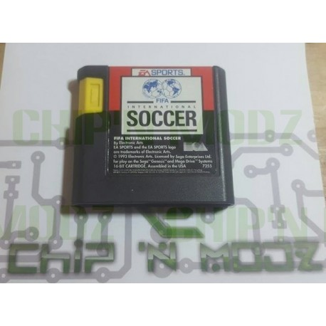 FIFA International SOCCER - Megadrive - En loose