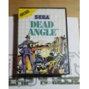 Dead Angle - Master system - En boite, sans notice
