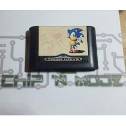 Sonic The Hedgehog - En loose - Version PAL