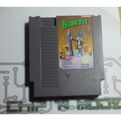 Blow Out (Bug Bunny) - NES (PAL) - En loose - Bon état