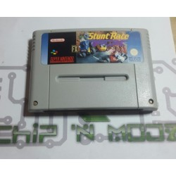 Stunt Race FX - Super Nintendo - En loose - Bon état
