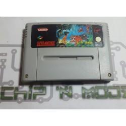 Le livre de la Jungle - Super Nintendo - En loose - Bon état