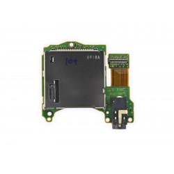 Lecteur cartouche / prise jack Nintendo Switch - Avec PCB