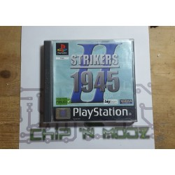 Strikers 1945 II - Complet - Bon état - Playstation (PsOne)