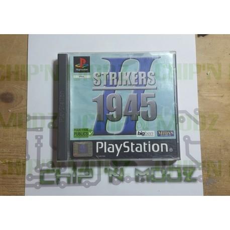 Strikers 1945 II - Playstation (PsOne) - Complet