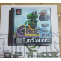 Croc: Legend of the Gobbos - Complet - Bon état - Playstation (PsOne)
