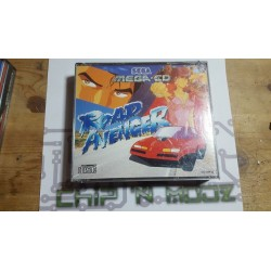 Road Avenger - MEGA CD - Complet