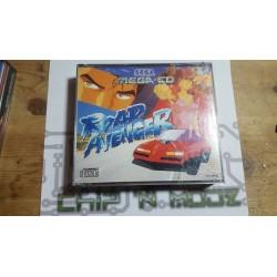 Road Avenger - MEGA CD - Complet
