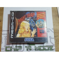 Night Trap - MEGA CD - Sans Notice
