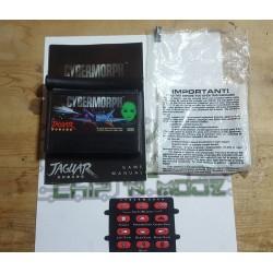 Cybermorph - ATARI JAGUAR