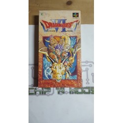 Dragon Quest VI - Super Famicom (JAP) - COMPLET