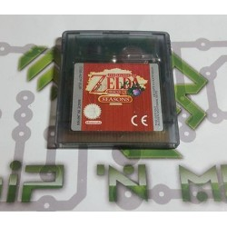 The Legend Of Zelda: Oracle of Seasons - Gameboy Color - En loose