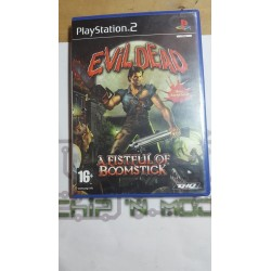 Evil Dead: A fistful of Boomstick - PS2 - Complet