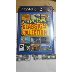 Capcom Classics Collection Volume 1 - PS2 - Sans notice