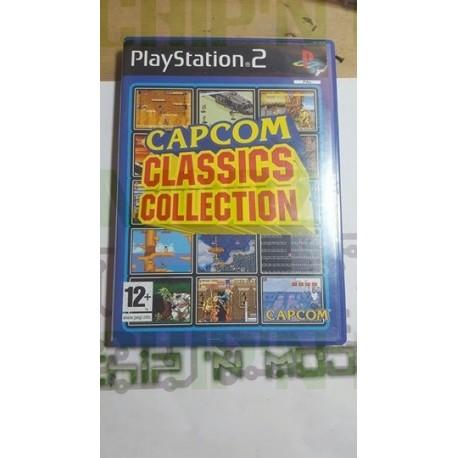 Capcom Collection Volume 1 - PS2 - Sans notice