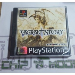 Vagrant Story - Complet - Playstation (PsOne)