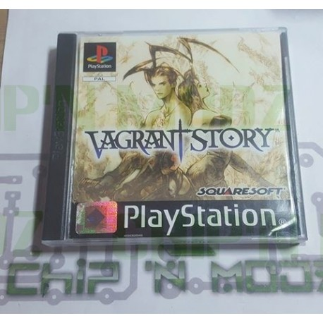 Vagrant Story - Playstation (PsOne) - Complet