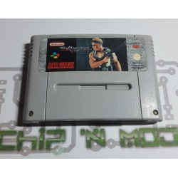 Wolfenstein 3D - Super Nintendo - En loose - Bon état