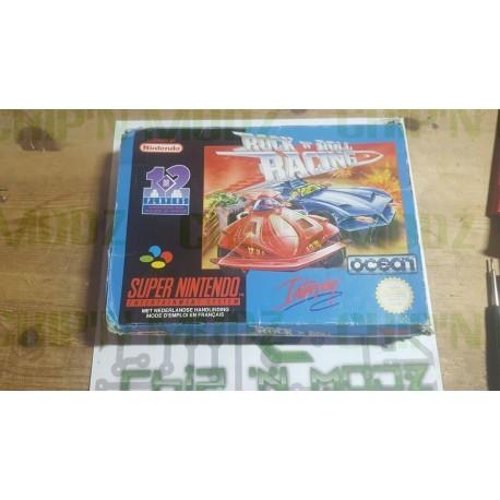 Rock'n Roll Racing - Super Nintendo - Complet - État moyen