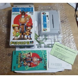 Derby Stallion III - Super Famicom (JAP) - COMPLET