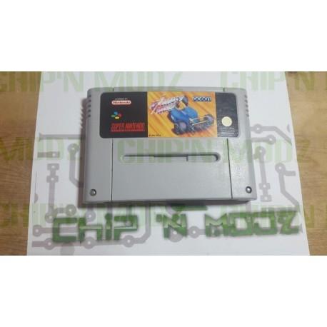 Street Fighter II - Super Nintendo - En loose - Bon état