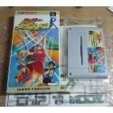 Super Family Tennis - Super Famicom (JAP) - Sans Notice