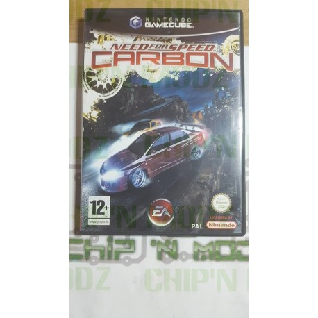 Need For Speed: Carbon - Complet - Bon état - Gamecube - PAL