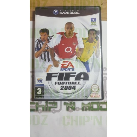 Fifa Football 2004 - Complet - Bon état - Gamecube - PAL