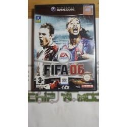 Fifa 06 - Complet - Bon état - Gamecube - PAL