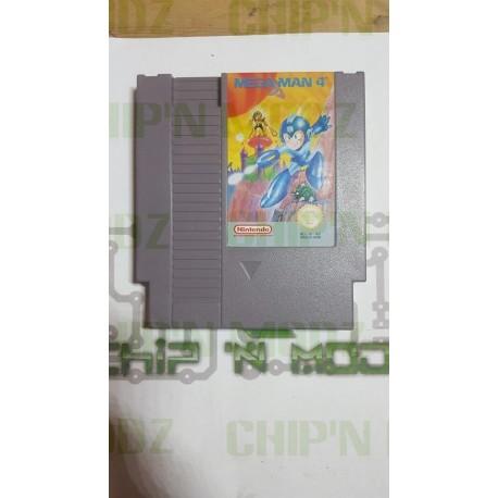 Megaman 4 - NES (PAL/NOE) - En loose - Bon état