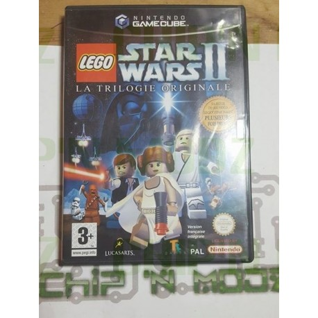Lego Star Wars II - Complet - Bon état - Gamecube - PAL