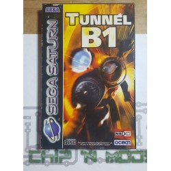 Tunnel B1 - COMPLET -SEGA Saturn