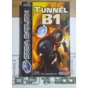 Tunnel B1 - COMPLET -SEGA Saturn