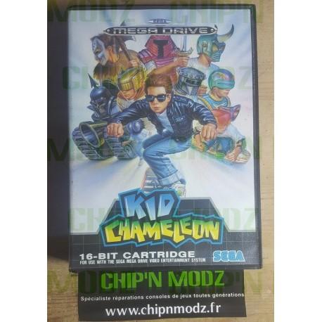 Kid Chameleon- Megadrive - Complet - Très Bon état