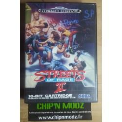 Street Of Rage II - En boite, sans notice