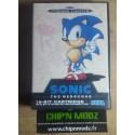Sonic The Hedgehog - En boite, COMPLET