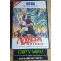 Ninja Gaiden - Master system - Complet