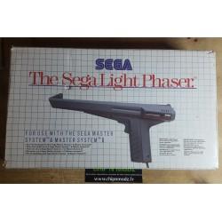 """Pistolet """"Light Phaser pour Sega Master System - État moyen"""