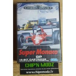 Super Monaco GP - Complet - Bon état - Megadrive