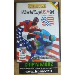 World Cup USA 94 - Megadrive - Complet - Très bon état